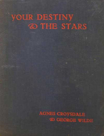 Your destiny and the stars: inequalities of man's lot and the only logical conception of it