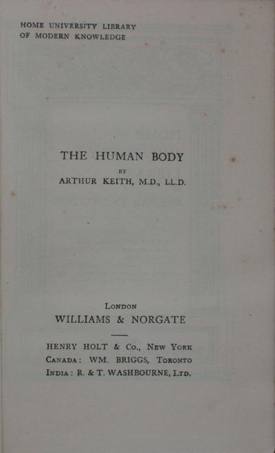 <The >human body