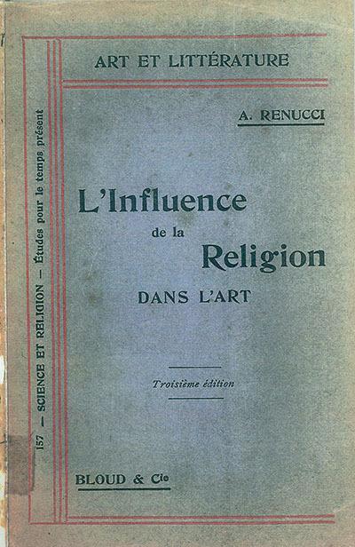 <L'>influence de la religion dans l'art