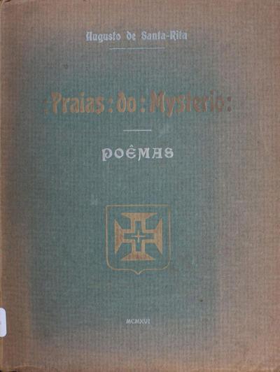 Praias do mysterio: poemas