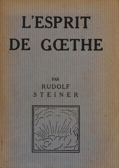 <L'>esprit de Goethe d'aprés Faust et le conte du serpent vert