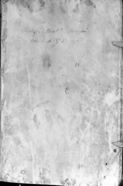 Tractatus de fide divina ... [Manuscrito]
