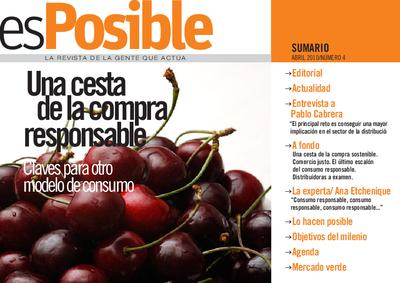 Es posible : la revista de la gente que actúa: Número 4 - abril 2010