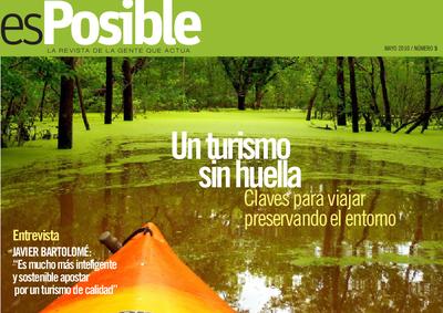 Es posible : la revista de la gente que actúa: Número 5 - mayo 2010