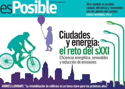 Es posible : la revista de la gente que actúa: Número 6 - junio 2010