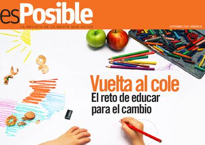 Es posible : la revista de la gente que actúa: Número 8 - septiembre 2010