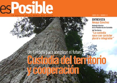 Es posible : la revista de la gente que actúa: Número 12 - enero 2011
