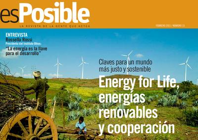 Es posible : la revista de la gente que actúa: Número 13 - febrero 2011