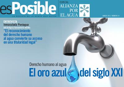 Es posible : la revista de la gente que actúa: Número 14 - marzo 2011