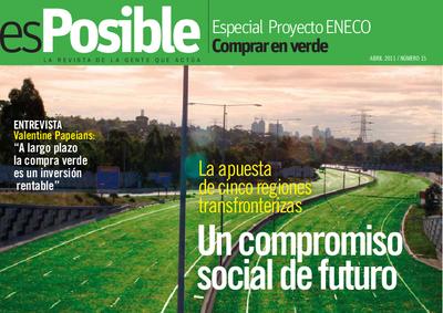 Es posible : la revista de la gente que actúa: Número 15 - abril 2011