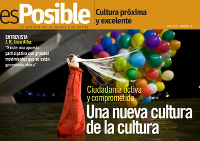 Es posible : la revista de la gente que actúa: Número 16 - mayo 2011