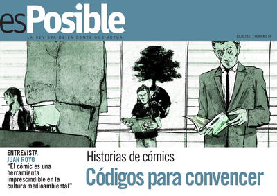 Es posible : la revista de la gente que actúa: Número 18 - julio-ag. 2011