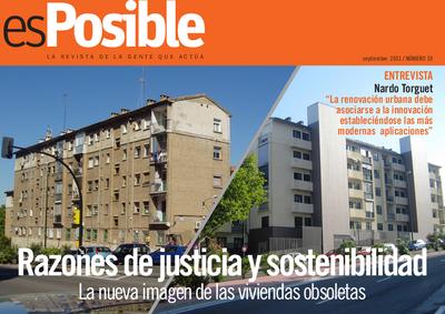 Es posible : la revista de la gente que actúa: Número 19 - septiembre 2011