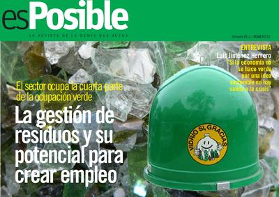 Es posible : la revista de la gente que actúa: Número 20 - octubre 2011