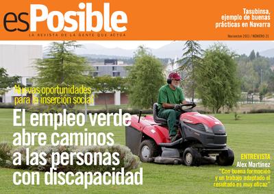Es posible : la revista de la gente que actúa: Número 21 - noviembre 2011