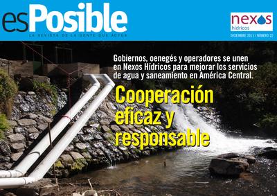Es posible : la revista de la gente que actúa: Número 22 - diciembre 2011