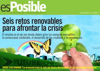 Es posible : la revista de la gente que actúa: Número 23 - en.-feb. 2012