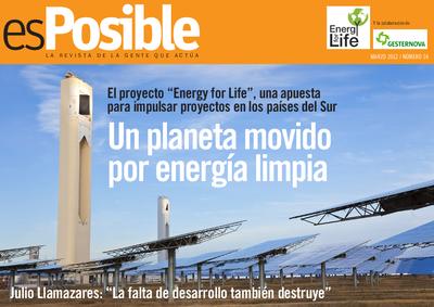 Es posible : la revista de la gente que actúa: Número 24 - marzo 2012