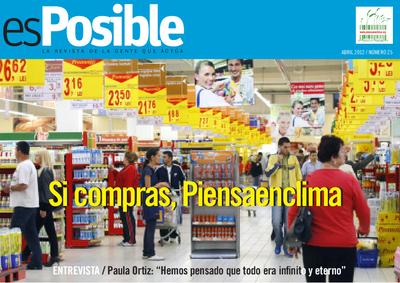 Es posible : la revista de la gente que actúa: Número 25 - abril 2012