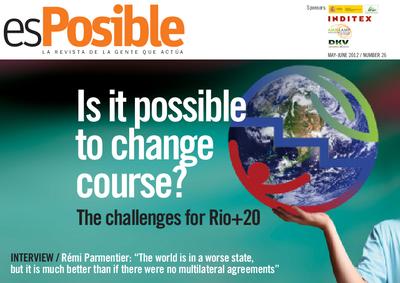 Es posible : la revista de la gente que actúa: Número 26 - mayo 2012 (Ed. en inglés)