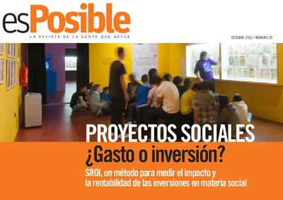 Es posible : la revista de la gente que actúa: Número 29 - octubre 2012