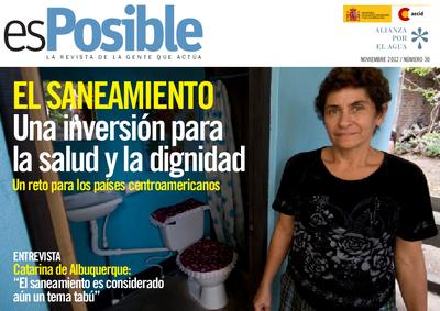 Es posible : la revista de la gente que actúa: Número 30 - noviembre 2012