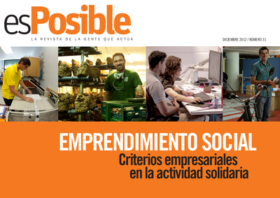 Es posible : la revista de la gente que actúa: Número 31 - diciembre 2012