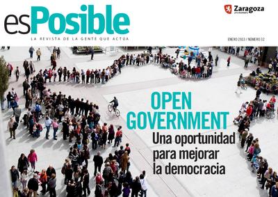 Es posible : la revista de la gente que actúa: Número 33 - enero 2013