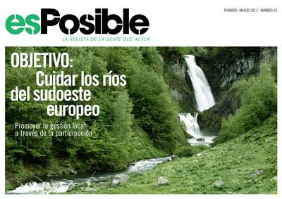 Es posible : la revista de la gente que actúa: Número 33 - feb-marzo 2013