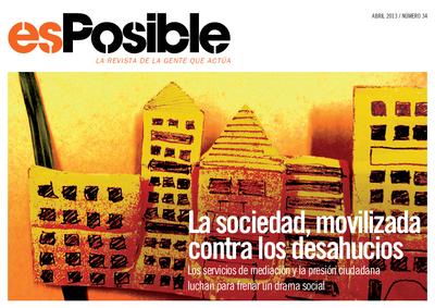 Es posible : la revista de la gente que actúa: Número 34 - abril 2013