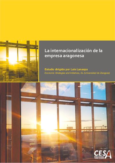 La internacionalización de la empresa aragonesa
