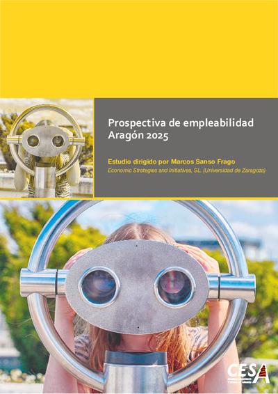 Prospectiva de empleabilidad Aragón 2025