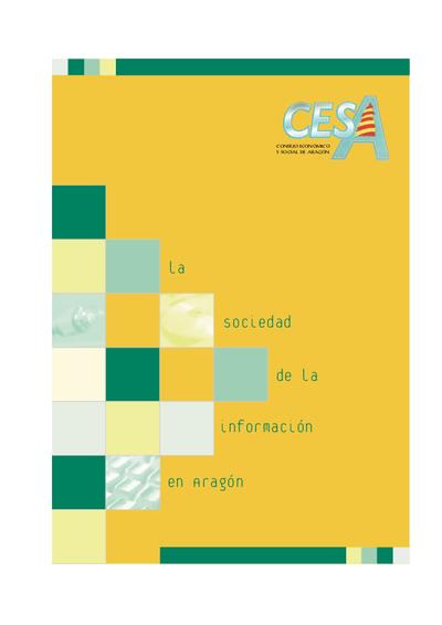 La sociedad de la información en Aragón.