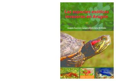 Las especies exóticas invasoras en Aragón