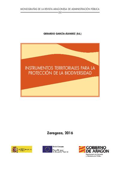 Instrumentos territoriales para la protección de la biodiversidad