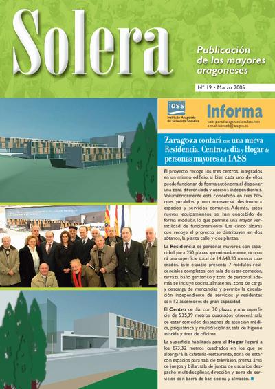 Solera : publicación de los mayores aragoneses.