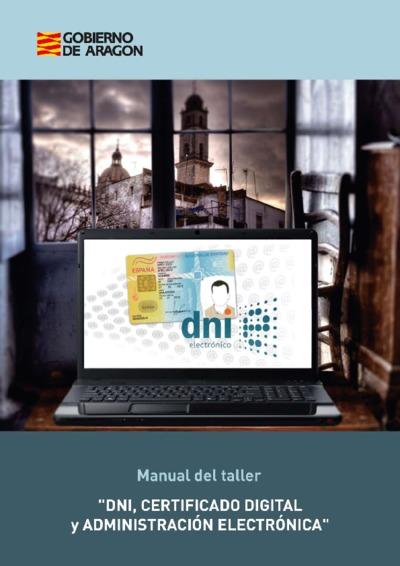 Manual del taller DNI, certificado digital y administración electrónica.