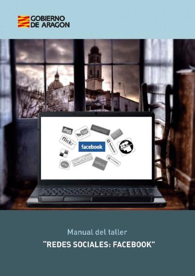 Manual del taller Redes sociales : facebook.