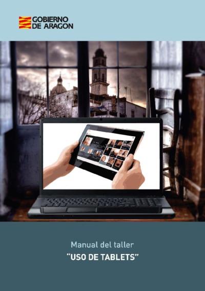 Manual del taller Uso de tablets.