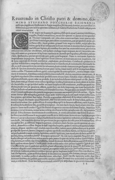 [Opera Thomae a Campis, cognomento Malleoli ... quibus hac editione accesserunt aliquot tractatus, ad vitae spiritualis perfectionem mirum in modum facientes ...]