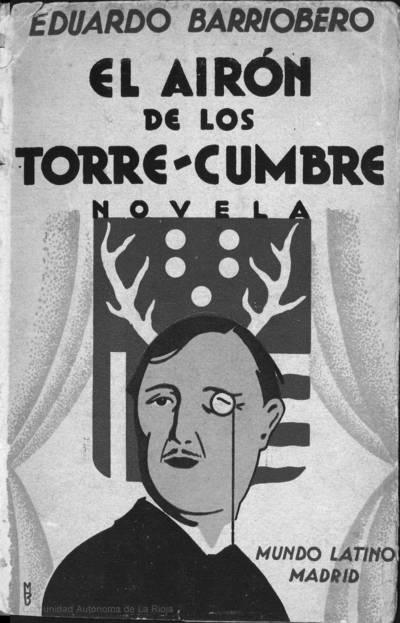 El airón de los Torre-Cumbre : novela