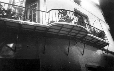 BALCON DEL PALACIO DE SALINAS - CALLE SALINAS, 7