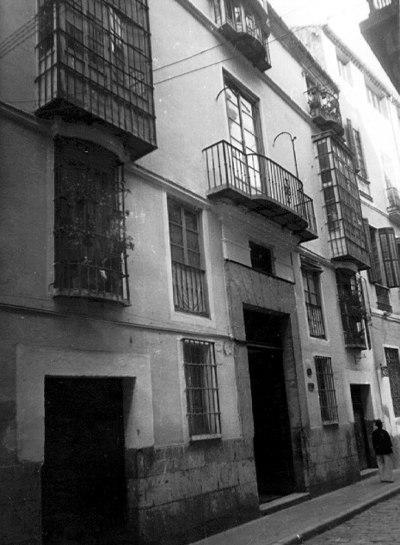 FACHADAS - CALLE SAN BERNARDO EL VIEJO,13
