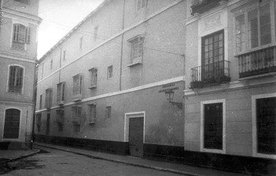 FACHADA - CALLE CARRETERIA, 97, PLAZA SAN FRANCISCO