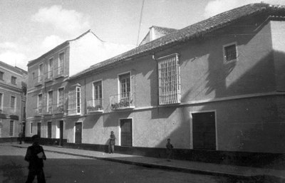 FACHADAS - PLAZA DE SAN FRANCISCO, 2 Y 4