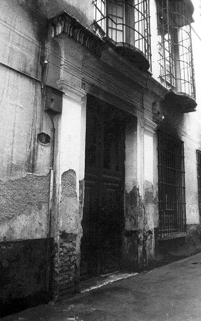 FACHADA - CALLE SIETE REVUELTAS, 9