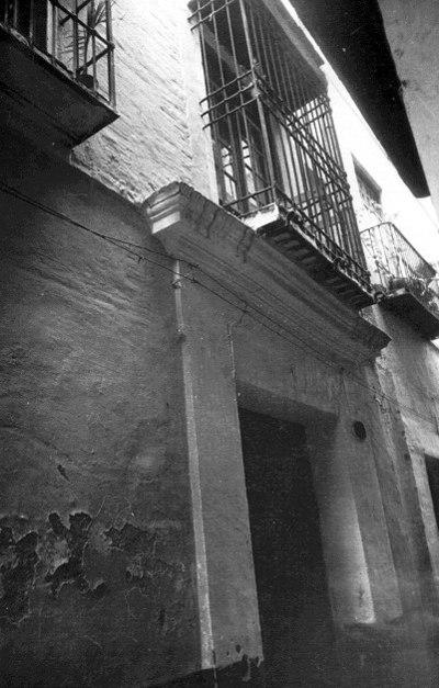 PORTADA - CALLE TOMAS DE COZAR, 27
