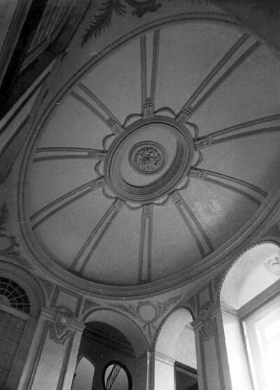 Bóveda de la escalera - Calle Trinidad Grund, 7