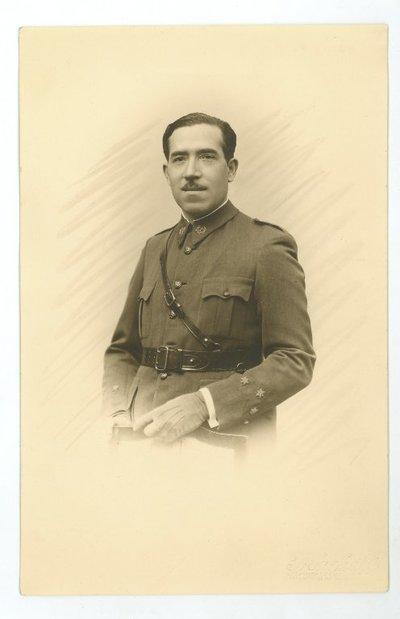 José Cobeño Cervera, farmacéutico 1º [Material gráfico]