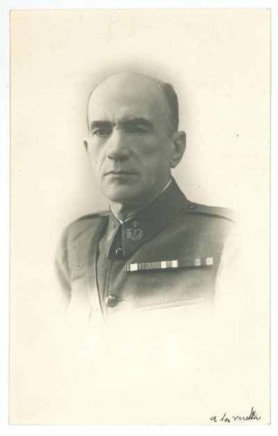 Manuel Dronda y Surio, subispenctor farmacéutico de 2ª clase